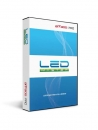 ARKAOS LEDMaster, LED-Video Server/VJ-Software, Kling-Net, PC/Mac