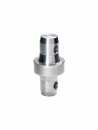 MILOS M290E Spacer U 20 Distanz 20 mm, male/male