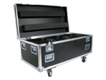 LITECRAFT Single Flightcase, für 6x LED Outdoor PAR AT3