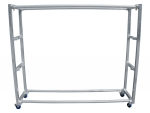 LITECRAFT Dolly 6, Transportwagen für 6 Bars, 2,25 m