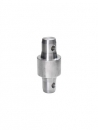 MILOS M290E Spacer U 105 Distanz 105 mm, male/male