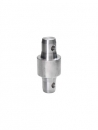 MILOS M290E Spacer U 50 Distanz 50 mm, male/male