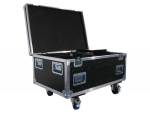 LITECRAFT Hexa Flightcase, für 6x ROBIN 100 LEDBeam