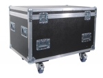 LITECRAFT Single Flightcase, für 4x ROBIN 600 LEDWash